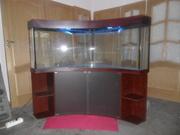 продам аквариум понарамный